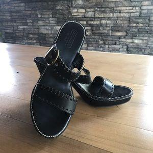 Coach Kendra heeled sandals